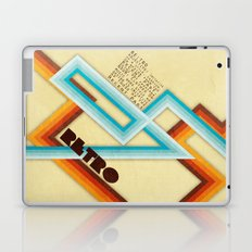 Retro Meaning Laptop & iPad Skin