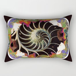 Planet Caravan Rectangular Pillow