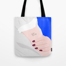 GRL POWER Tote Bag
