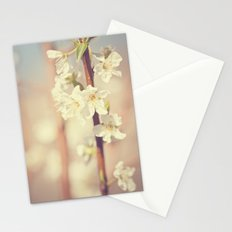 He brought me spring Stationery Cards