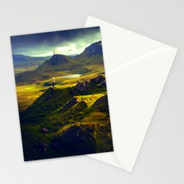 The Mountain Men at Isle Of Skye Stationery Cards