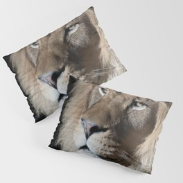 Portrait of a King Pillow Sham