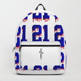 """21 21 21"" Backpack"