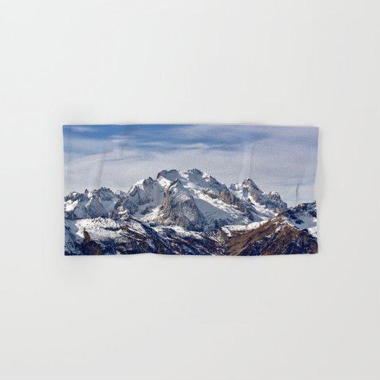 Mountain Crashing Hand & Bath Towel