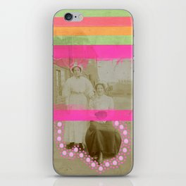Together We're Stronger iPhone Skin