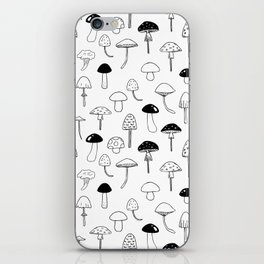 Magic Mushrooms iPhone Skin