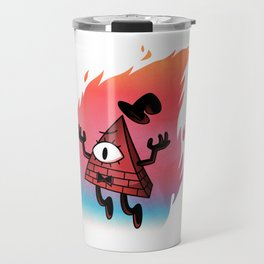 Angry - Bill Cypher Travel Mug