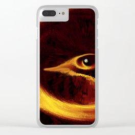 Firebird Clear iPhone Case