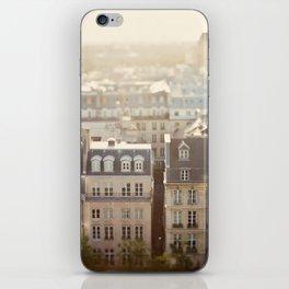 Dans Mon Reve de Paris iPhone Skin