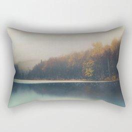 Autumn Dusk Rectangular Pillow