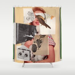3031 Shower Curtain