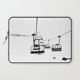 Winter Fog Laptop Sleeve
