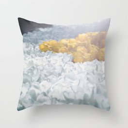 Tulips Field 36 Throw Pillow