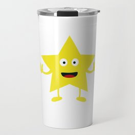 lucky star Travel Mug