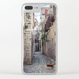 Trogir 2.2 Clear iPhone Case