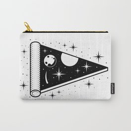 Space Pizza Carry-All Pouch