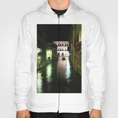 Venice at Night Hoody