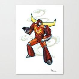 Hot Rod Canvas Print