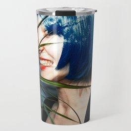 Blue Velvet Travel Mug