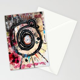 Speaking in Tongues Stationery Cards