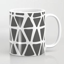 Modern Black And White Pattern Coffee Mug