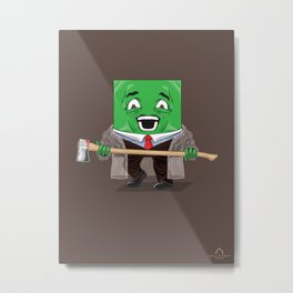 Hey Paul! Metal Print