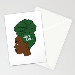 Lola's Ladies Stationery Cards