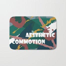 Aesthetic Commotion Bath Mat