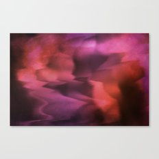 Lost in Waves Canvas Print
