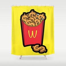 Pop Icon - Warhol Shower Curtain