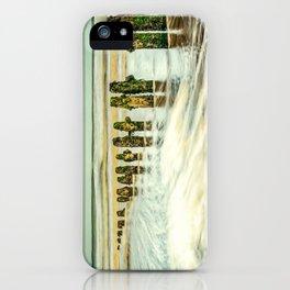 Wave Breaks iPhone Case