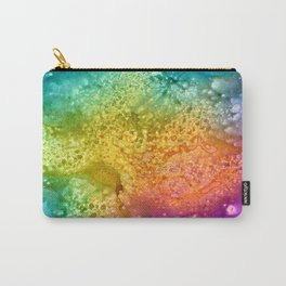 Rainbow Explosion Carry-All Pouch