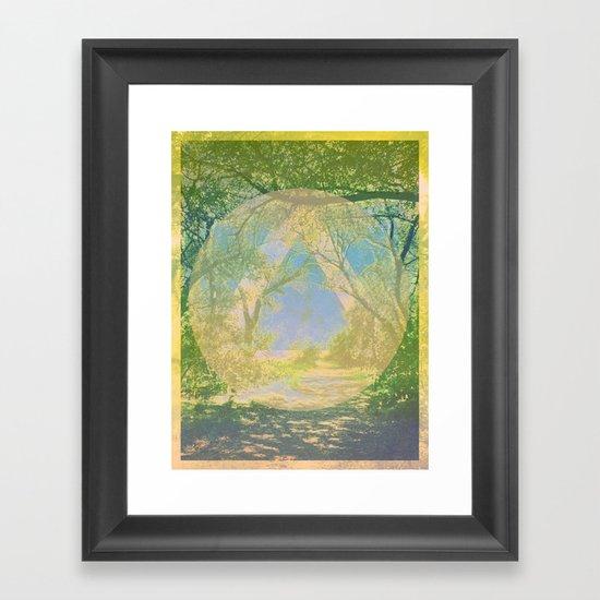 Elfin  Framed Art Print