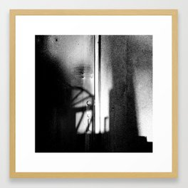 Beyond the limited parameters Framed Art Print