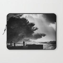 Waves, Foz do Douro Laptop Sleeve