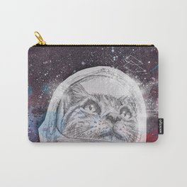 Space_Cat Carry-All Pouch