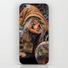 Rucus Studio Gypsy Hag iPhone & iPod Skin