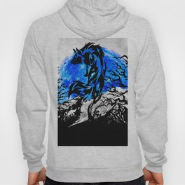WOLF OF THE NIGHT Hoody
