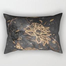 Shifting spirit. Rectangular Pillow