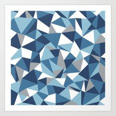 Abstraction #10 Art Print