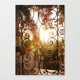 Anacapri, Italy  Canvas Print