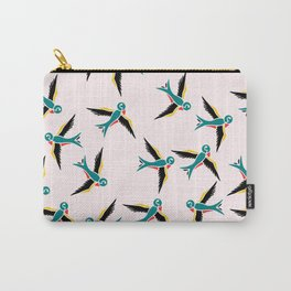 Swallow Bird Carry-All Pouch