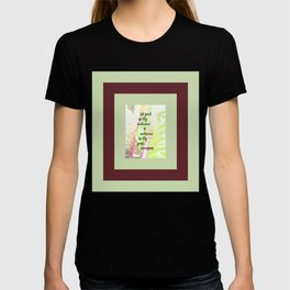 Let food be thy medicine T-shirt
