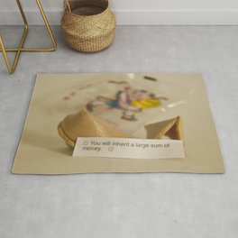 Fortune Cookie Rug