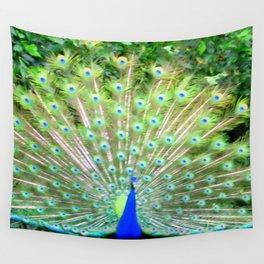 Peacock Feathers   Bird   Birds   Nadia Bonello   Canada Wall Tapestry