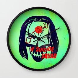 "KATANA ""Suicide Squad"" Wall Clock"