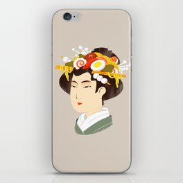 Japanese Delicacy iPhone Skin