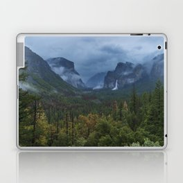 Yosemite Tunnel View Laptop & iPad Skin
