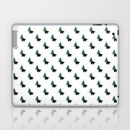 Woodland Bear Laptop & iPad Skin