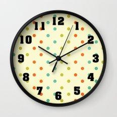 Simple Delights Wall Clock